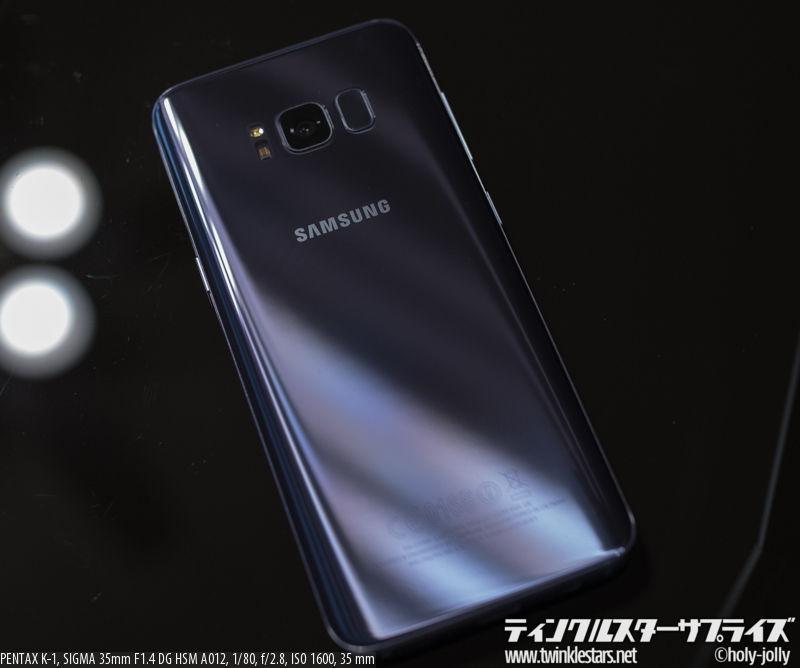 Galaxy S8 SM-G950F 背面