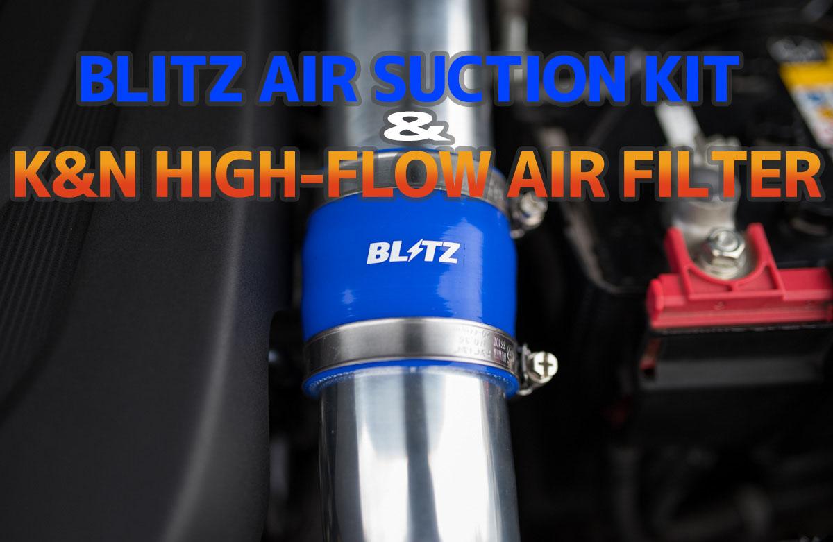BLITZ/K&Nトップ
