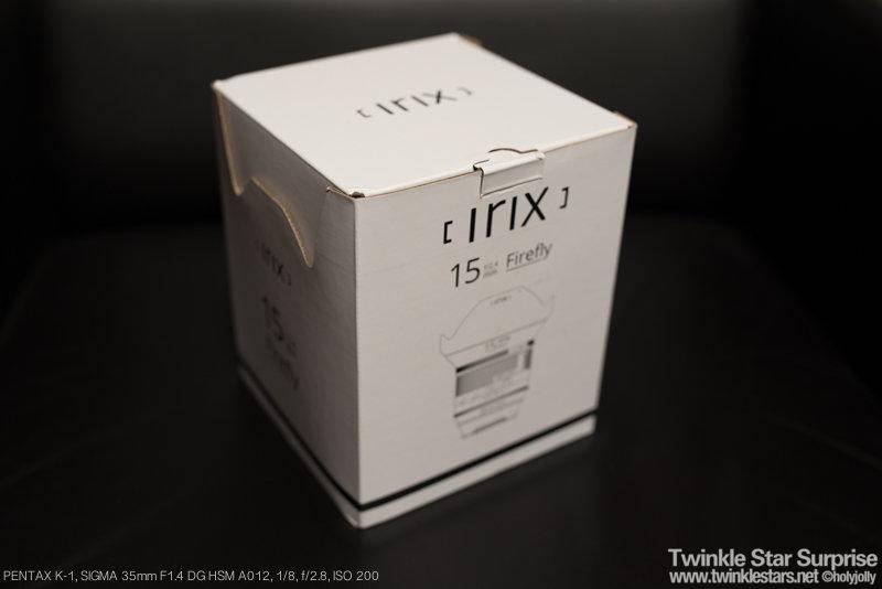 IRIX外箱
