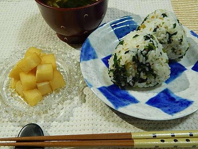 簡単に日本の食卓