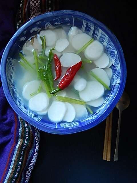 サラダかぶの水キムチ