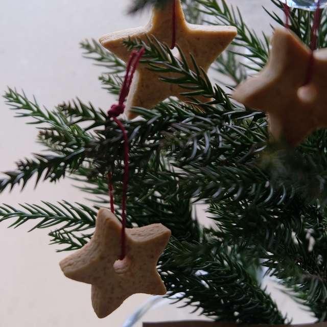 クリスマスツリーに飾ってもいいよ