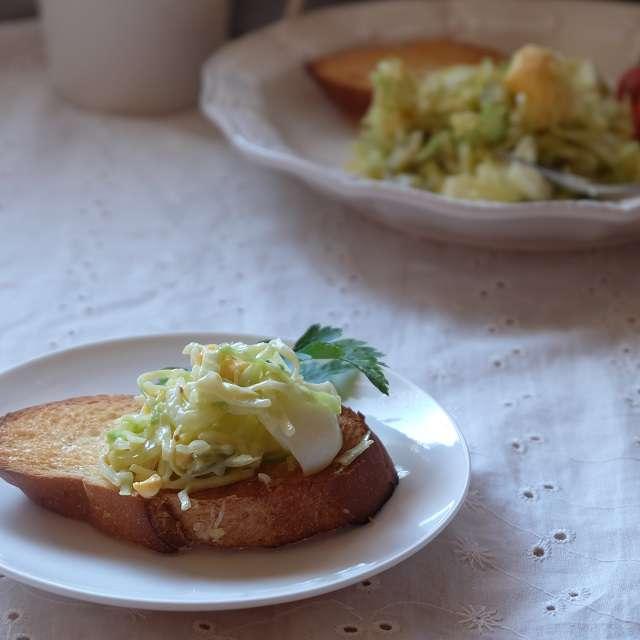 パンにのせたり、サンドイッチにしても美味しい!