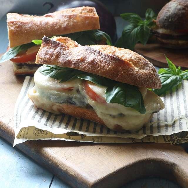 イタリアナスのサンドイッチ