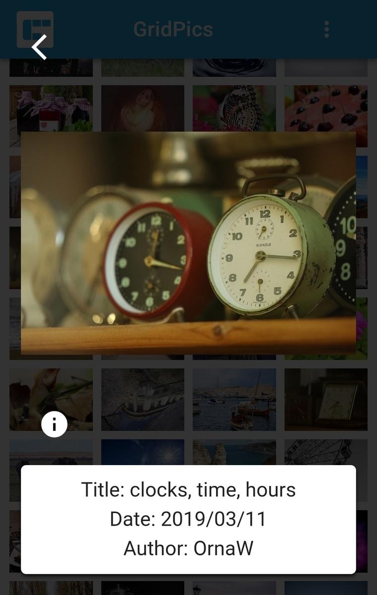 アプリのスクリーンショット3