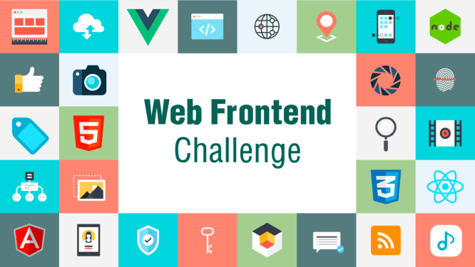 Web Frontend Challenge