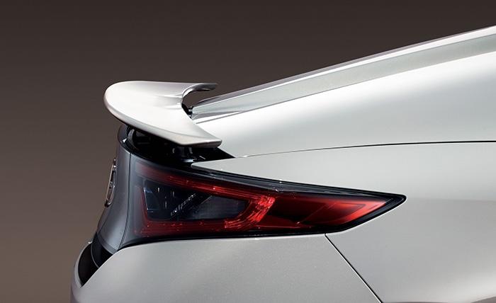 Honda「S660」のアクティブスポイラー