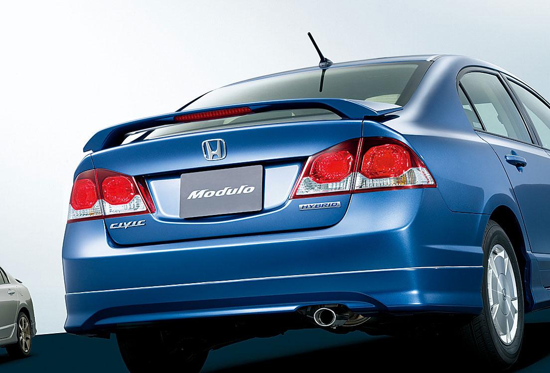 Honda「シビック」トランクスポイラー ウイングタイプ(販売終了)
