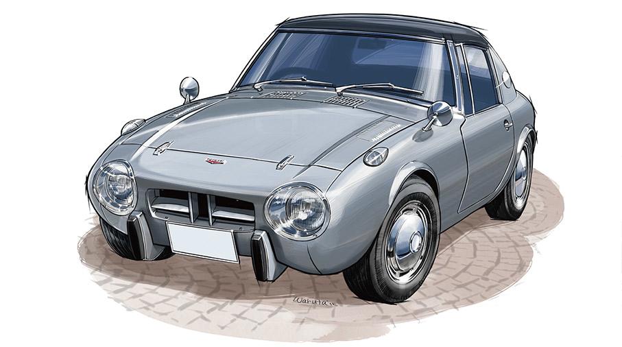トヨタ・スポーツ800no