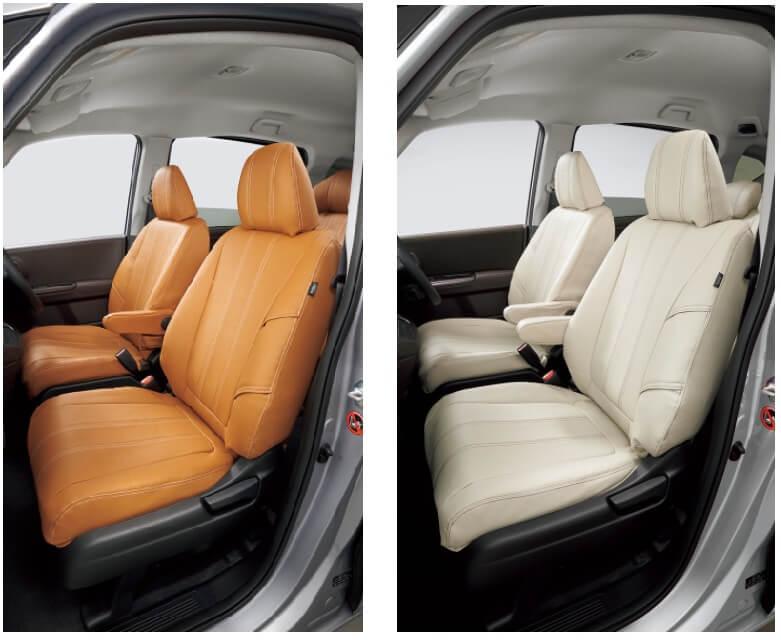 Honda「フリード」のシートカバー
