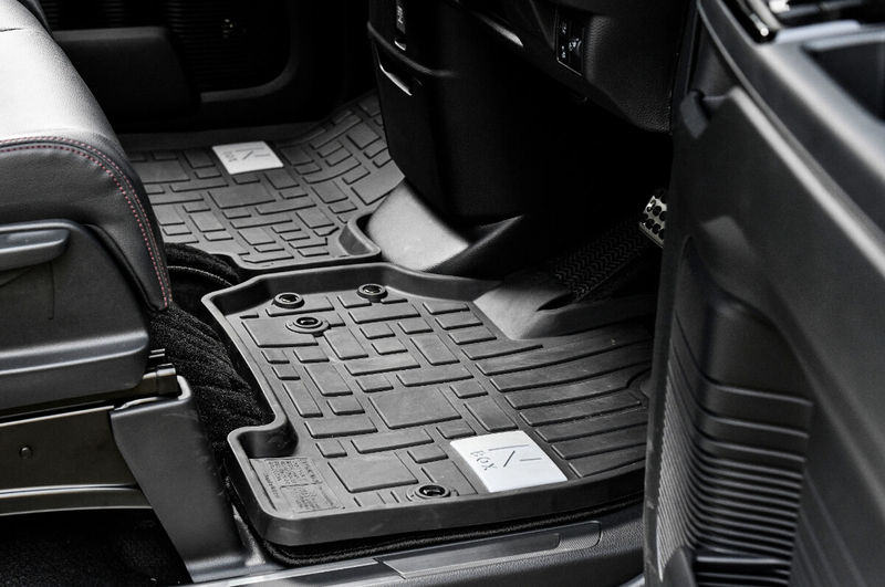 Honda軽自動車N-BOXの純正アクセサリー「オールシーズンマット」