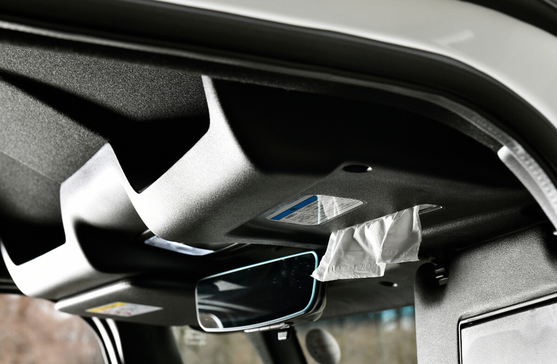 Honda軽自動車N-BOXの純正アクセサリー「大型ルーフコンソール」