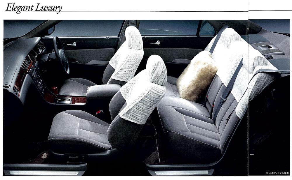 Hondaレジェンドの純正アクセサリーカタログ(1997年)