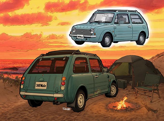 日産・パイクカー シリーズ
