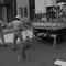 7月2日久居の電線工事