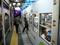 2008年5月7日路面電車早稲田行き