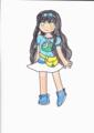 ニノちゃん。フィバ風なんて久しぶりに描いた。