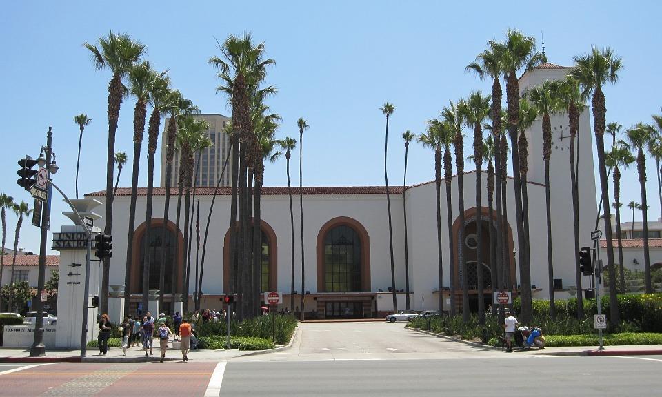 ロサンゼルスユニオン駅