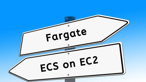 ECS on EC2からFargateへの移行(Terraform ver ) - hoomin kani