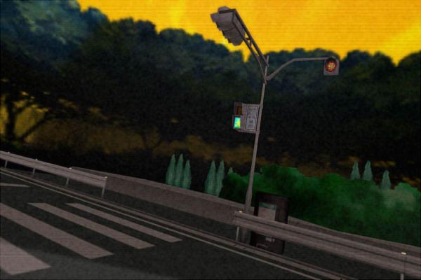 昭和京都の怪談綴りによる恐怖の無人の街