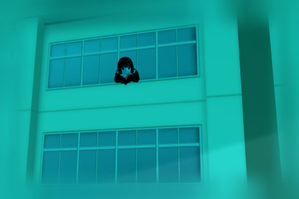 昭和京都の怪談綴りによるパタパタさんの出た中学校