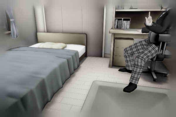 昭和京都の怪談綴りによる不思議な事が起きたイケメンの部屋