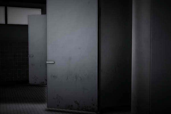 八幡市の怖い話のトイレ