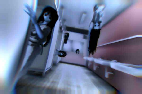 八幡市の学校の怪談で女子トイレに出る幽霊