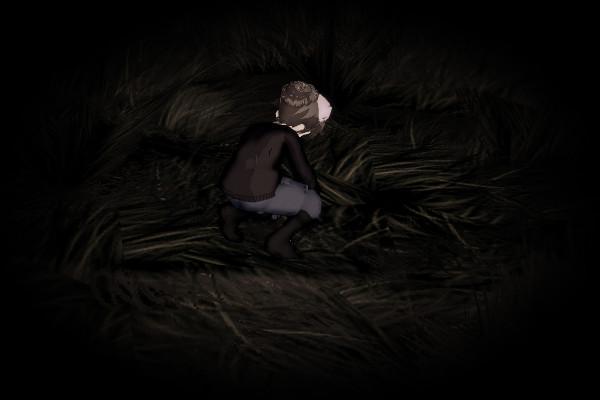 八幡市のやばい竹薮にいた怪しいおばさん