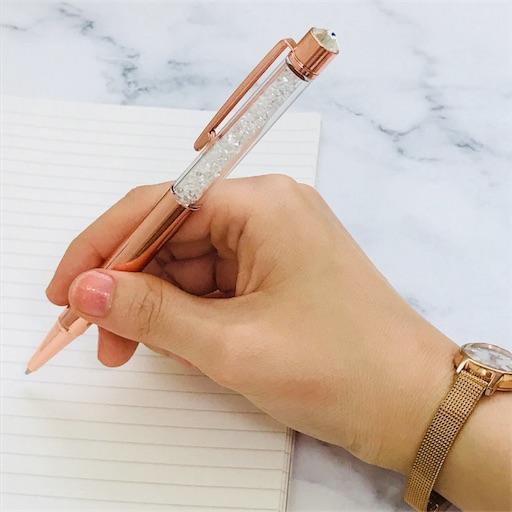 スワロフスキーのペン