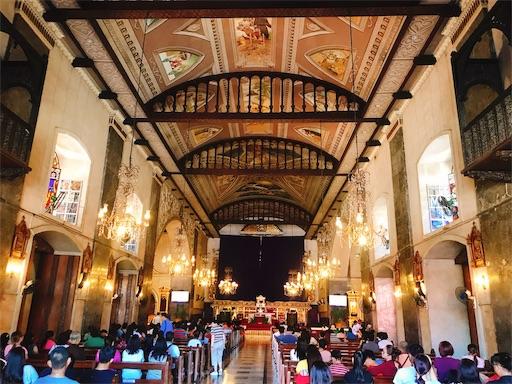 フィリピンの教会