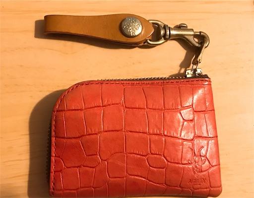 外国用の財布