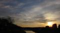 [写真] 黄金の夕ぐれ