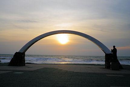1009_武ちゃん&夕陽.jpg