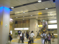 「地下街の地図」の写真・新宿高速バスターミナル案内 (ハイウェイ
