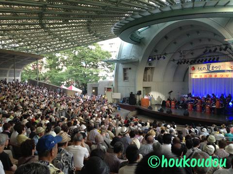 上野納涼演歌まつり2014