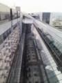 京都駅の屋根・グランディアより