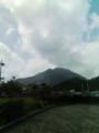 近所の死火山