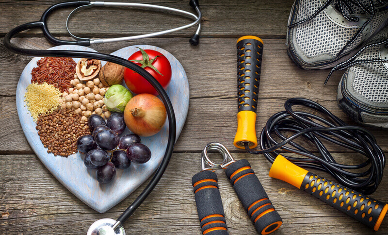 果物、運動、靴