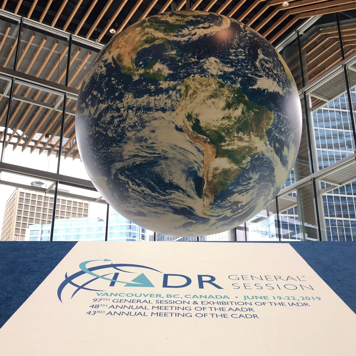 The International Association for Dental Research (IADR), headquartered in Alexandria, Va. USA, is a nonprofit organization with nearly 11,500 members worldwide.