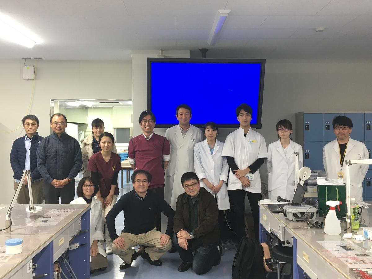 長崎大学歯周歯内治療学分野2019年第二回ハンズオンセミナー
