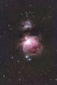 オリオン大星雲 M42