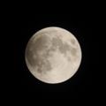 2018年1月31日 皆既月食 半影食