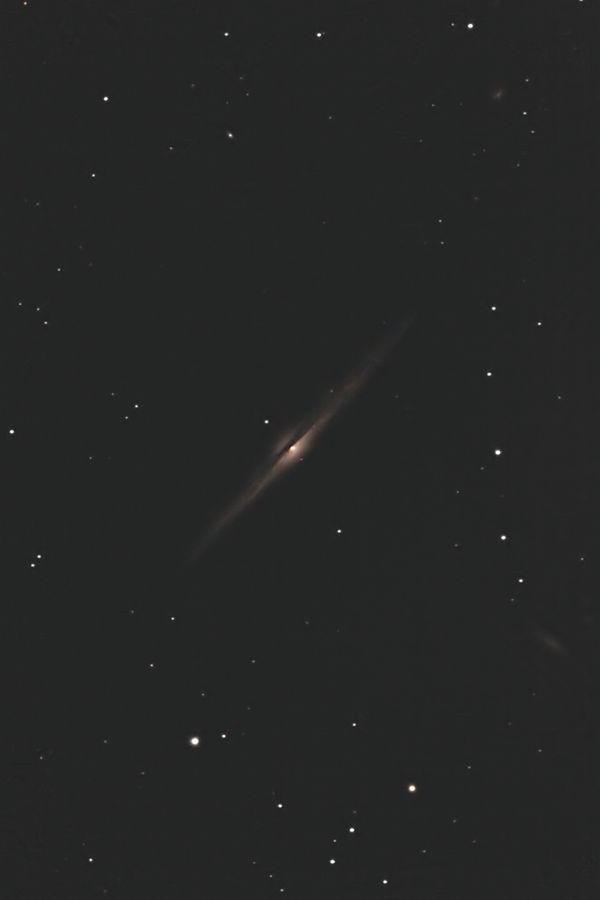 """""""Needle galaxy"""" NGC4565"""