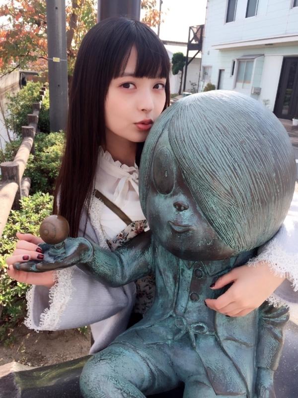 上坂すみれ 画像 すみぺ:20180108015510j:plain