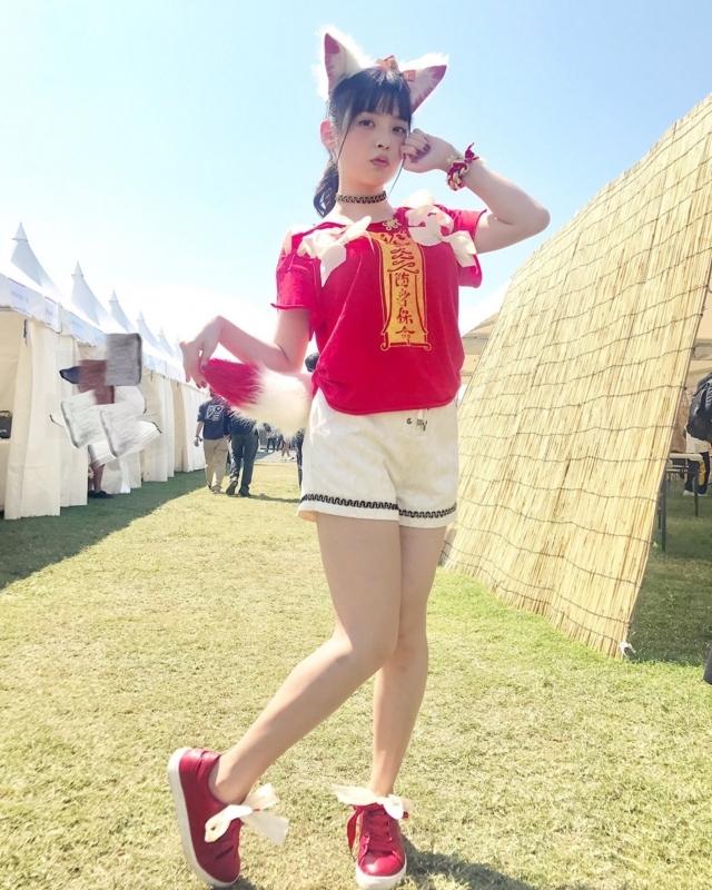 上坂すみれ 画像 すみぺ:20180108015623j:plain