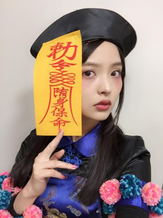 上坂すみれ 画像 すみぺ:20180108015637p:plain