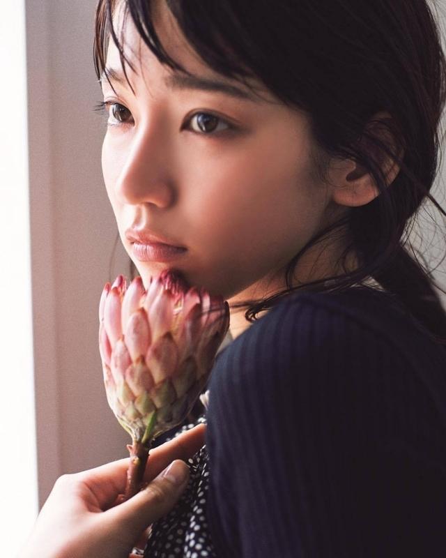 吉岡里帆 かわいい 画像:20180111183741j:plain