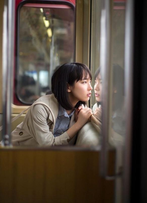 吉岡里帆 かわいい 画像:20180111183745j:plain