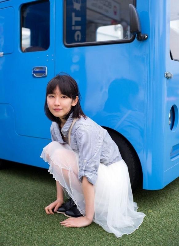 吉岡里帆 かわいい 画像:20180111183754j:plain